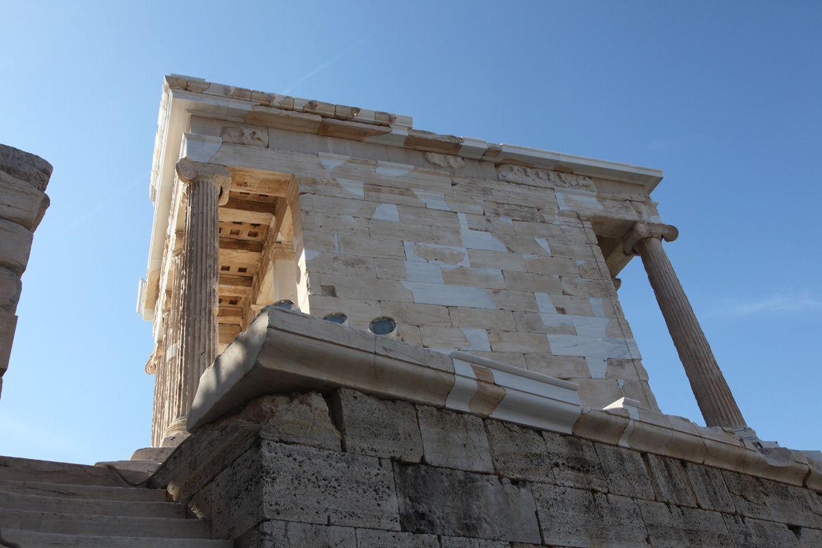 Le temple d'Athéna Niké