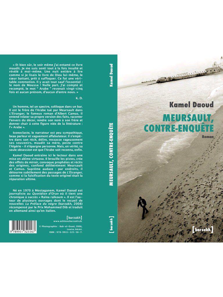 L'endroit et l'envers: Kamel Daoud et Albert Camus