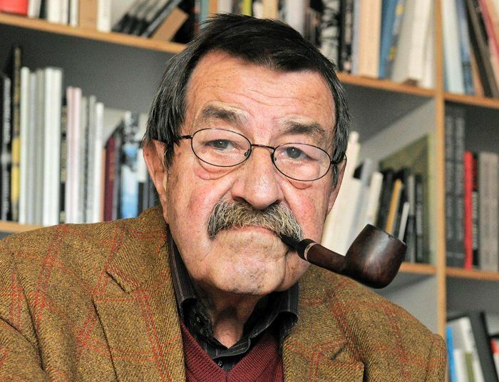 Günter Grass. Photo DR