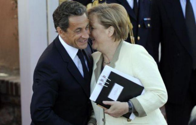 Merkel et Sarkozy en 2011. Photo DR