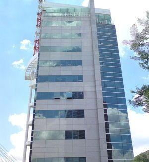 Le siège administratif de Rede Globo à São Paulo. Photo DR