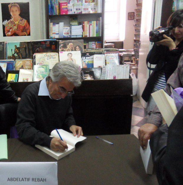 Abdelatif Rebah. Photo DR