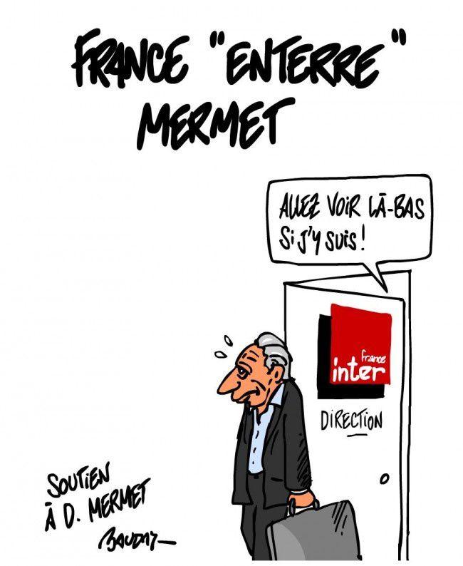 Juin 2014. Là-bas-si j'y suis, L'émission de Daniel Mermet est interdite sur France-Inter