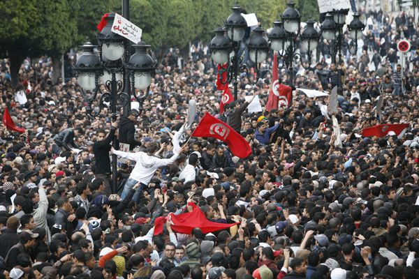 Tunisie 2011. Photo DR