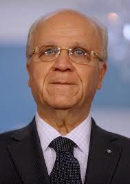 Mourad Medelci, président du Conseil constitutionnel. Photo DR
