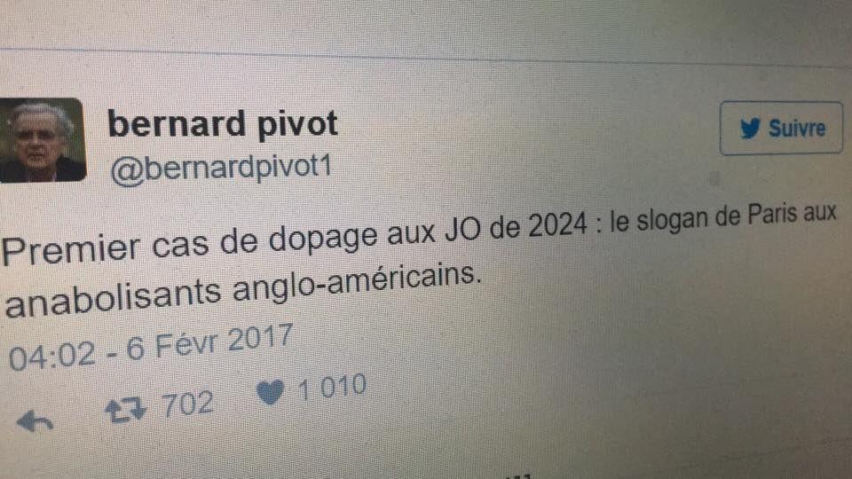 Des associations attaquent le slogan en anglais de Paris JO 2024: Me Thierry Vallat interrogé par LCI sur cette procédure