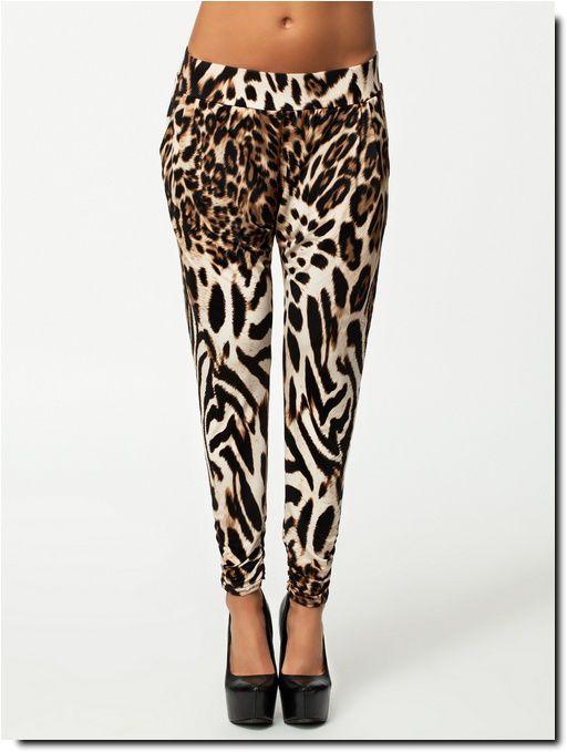 Pantalon imprimé - WOMANIZE - Nelly.com