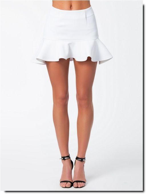 Mini-jupe à volants - NOTION 1.3 - Nelly.com