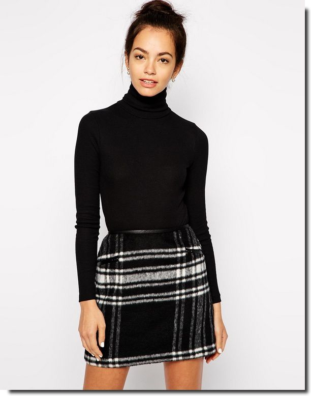 Pull col roulé - New Look - Asos