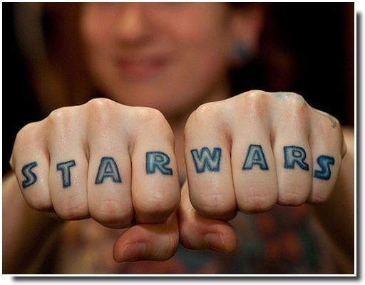 Tatouages Star Wars / Star Wars tattoo