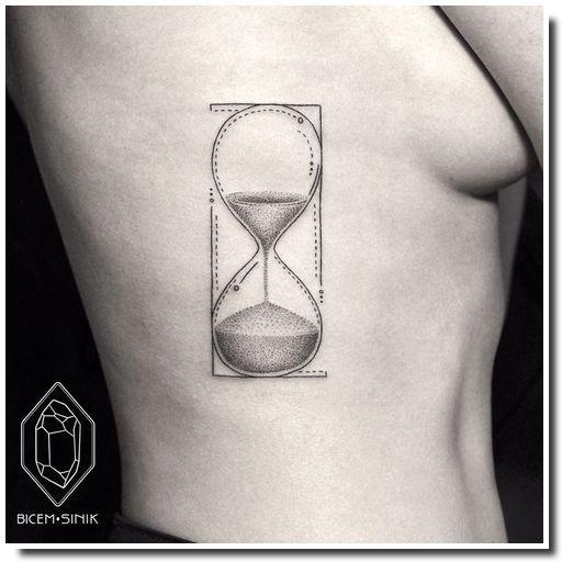 tatouage géométrique / geometric tattoo
