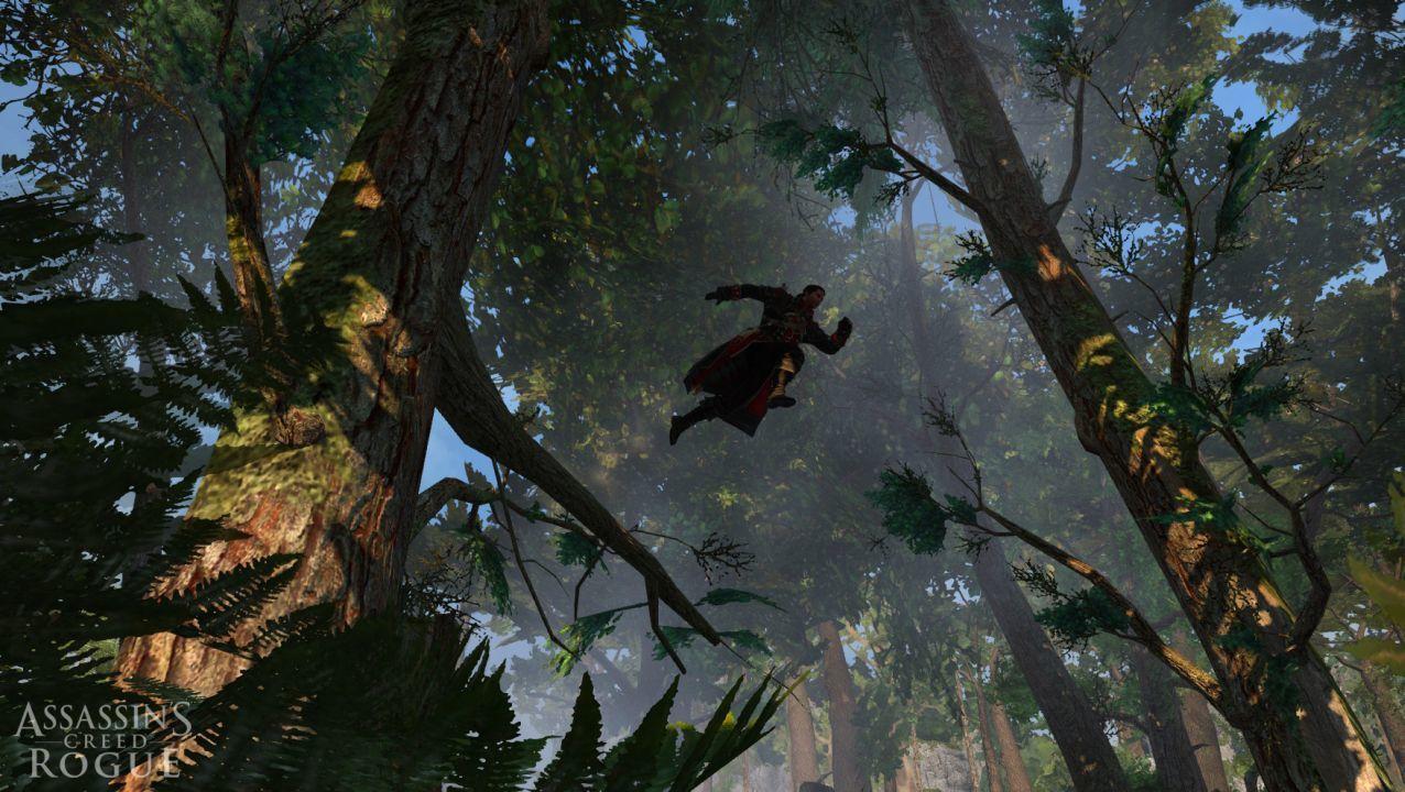 Jeux video: Assassin's Creed Rogue : nouveau trailer !