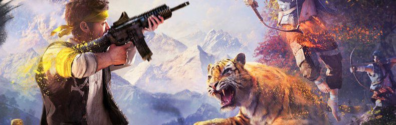 Test de Far Cry 4 sur #XboxOne ! 17/20 ! #PS4 #UBISOFT