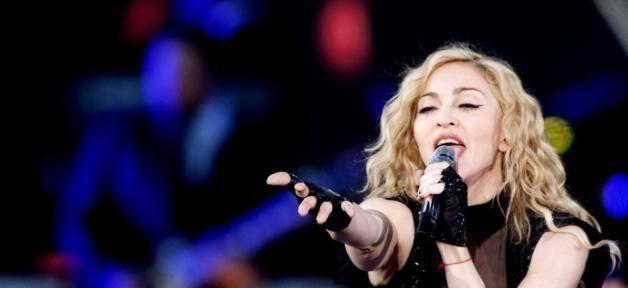 L'album de Madonna fuite sur le net en entier !