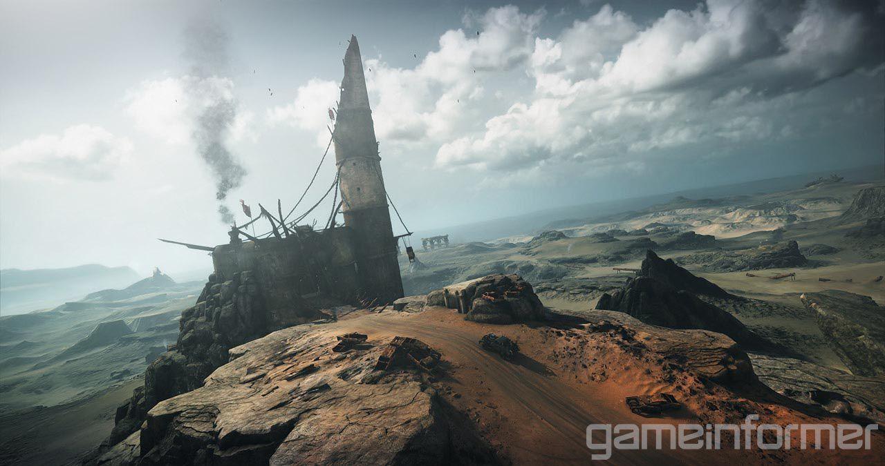 Encore plus d'infos sur Mad Max #XboxOne et #PS4 !