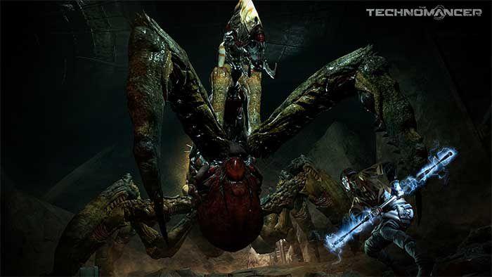 Le studio Spiders/Focus Home Interactive présentent un nouveau RPG: The Technomancer ! #PS4 #XboxOne