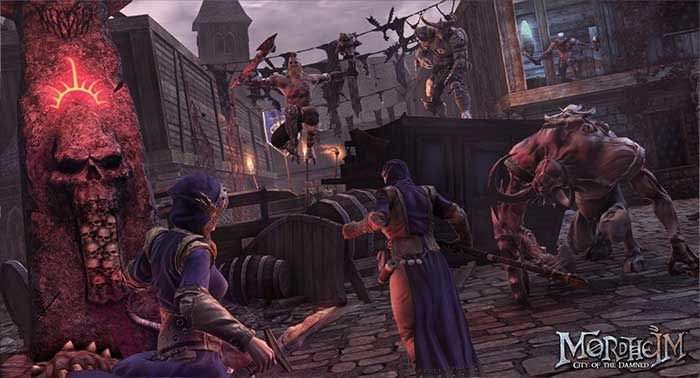 Mordheim : City of the Damned !