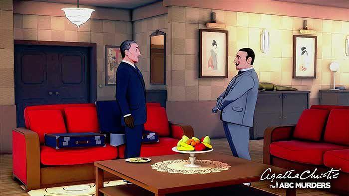 Agatha Christie - The ABC Murders PS4, Xbox One, Mac, PC !