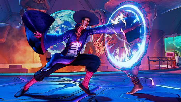 Le dernier combattant de #Street FighterV débarque !