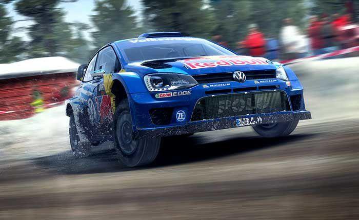 Dirt Rally Legend Edition sur #XboxOne #PS4 !