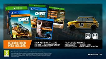 jeux video dirt rally legend edition sur xboxone ps4 cotentin webradio actu jeux video. Black Bedroom Furniture Sets. Home Design Ideas