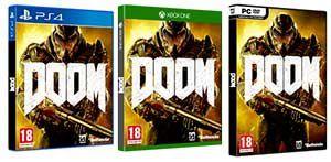 Jeux video: DOOM sera disponible le vendredi 13 mai sur PS4, Xbox One et PC !