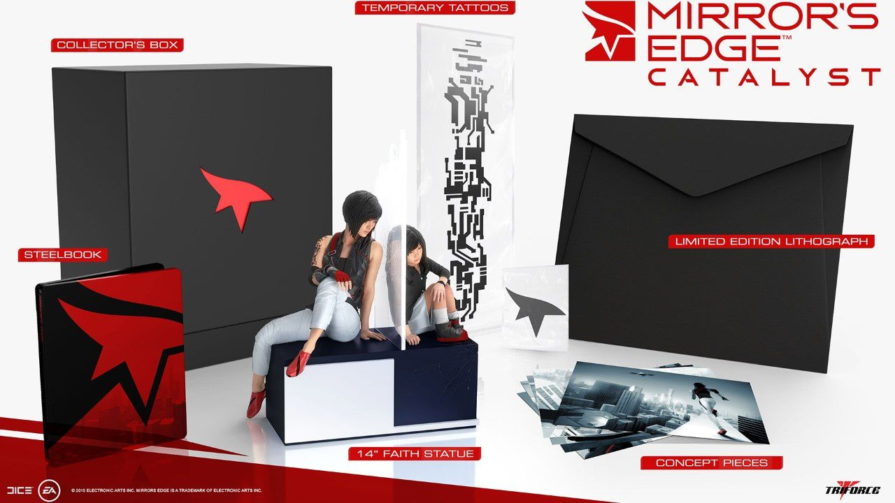 Jeux video - #Musique : #Chvrches écrit Warning Call pour Mirror's Edge Catalyst !