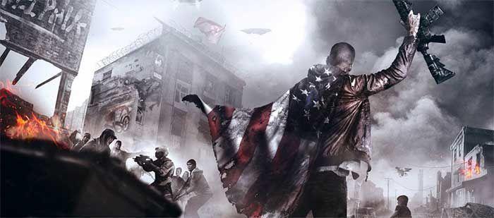 Jeux video: Homefront The Revolution infos et DLC's ! #PS4 #Xone