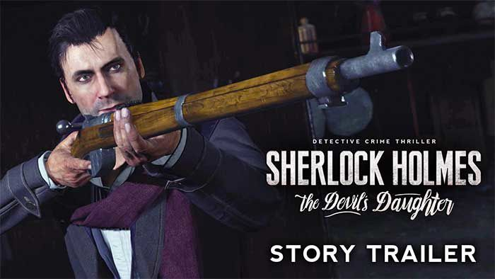 Sherlock Holmes The Devil's Daughter sortira le 10 juin !