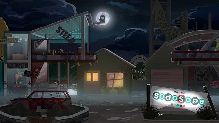 Jeux video: South Park l'annale du destin sortira le 6 décembre 2016 ! #UBI