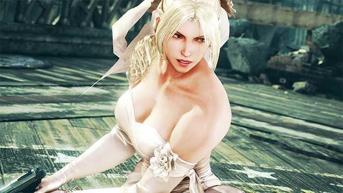 Jeux video: Sortie de Tekken 7 PC #XboxOne #Playstation4 ! #4K #UHD #E3