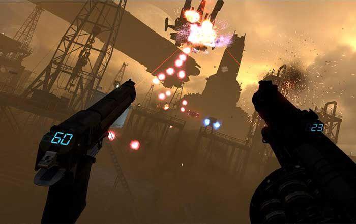 Jeux video: Devolver Digital et la #Croteam dévoilent Serious Sam VR ! #E3