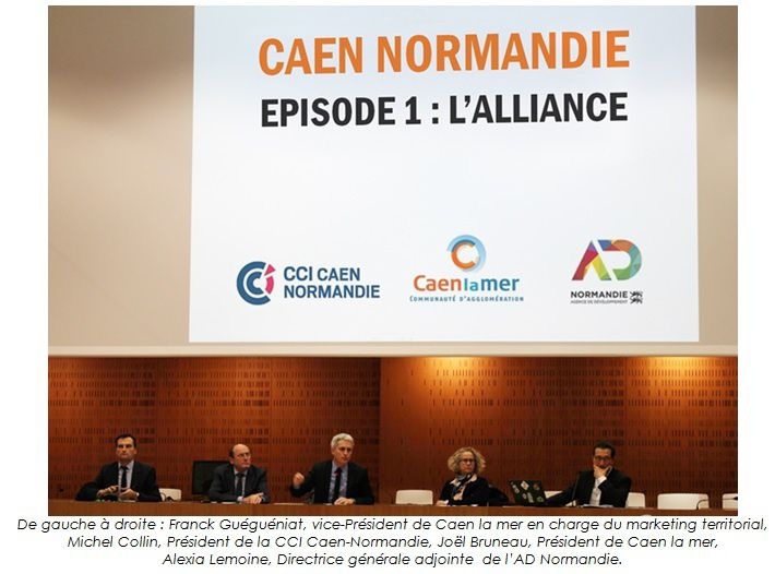 #Caenlamer : Un marketing territorial à la mode de #Caen !
