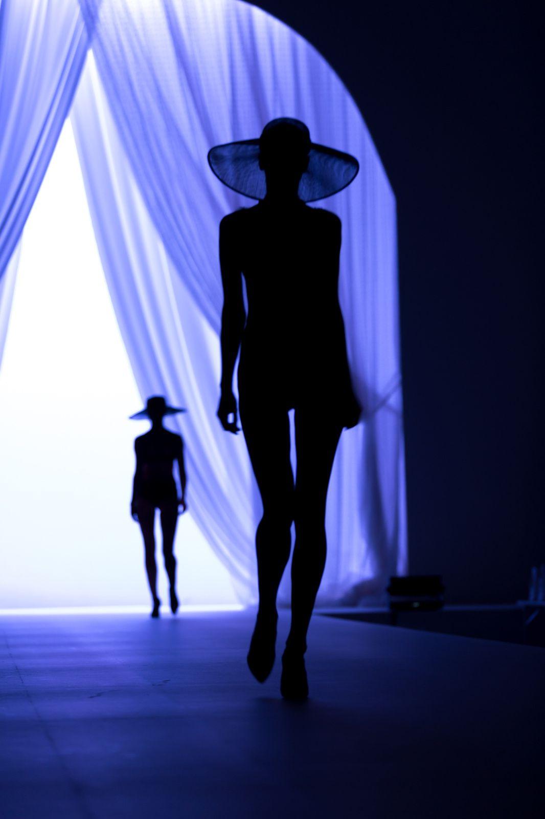Pavillon Cambon : LINGERIE MON AMOUR triomphe pour le show inédit hommage à la lingerie française !