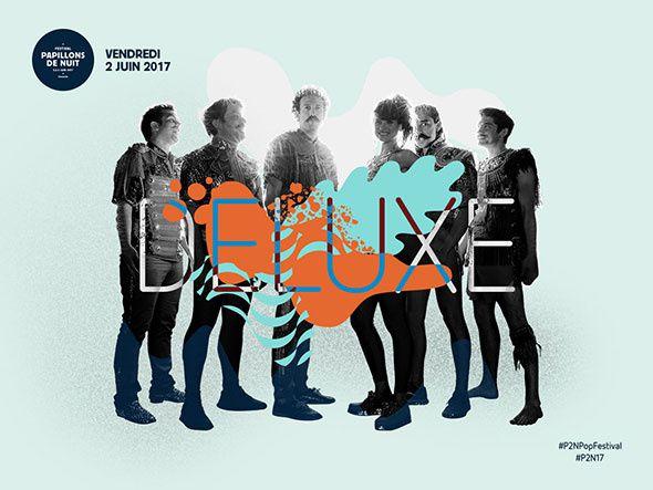 #festival : Un nouvel artiste à #P2N17 ! Détails et programme