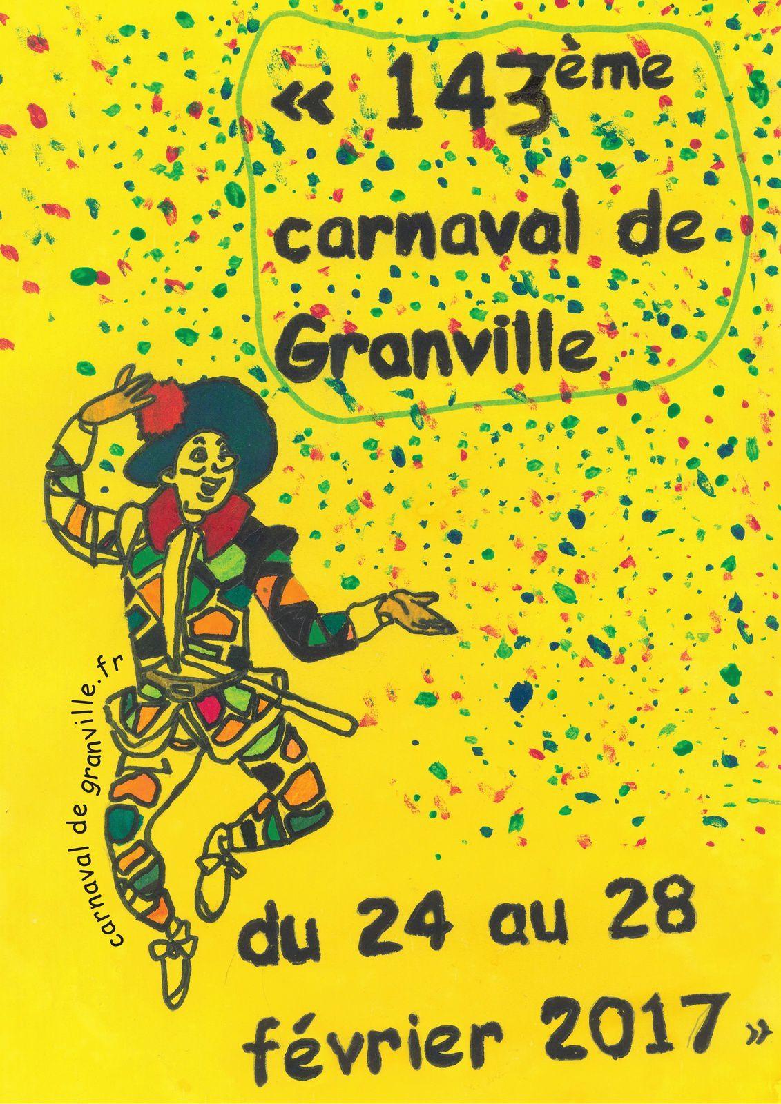 Le carnaval de #Granville classé au patrimoine culturel immatériel par l' #UNESCO !