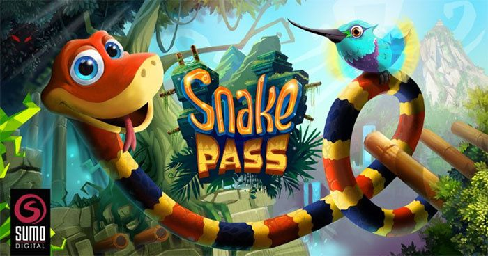 Jeux video: Snake Pass sur #PS4 ( #4k #HDR ) #Xbox 1 Nintendo #Switch et PC le 29 mars