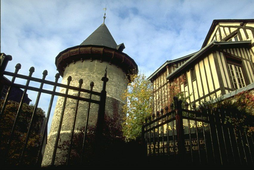 #normandie : Le Donjon de #Rouen, un décor 100% naturel pour un escape game !