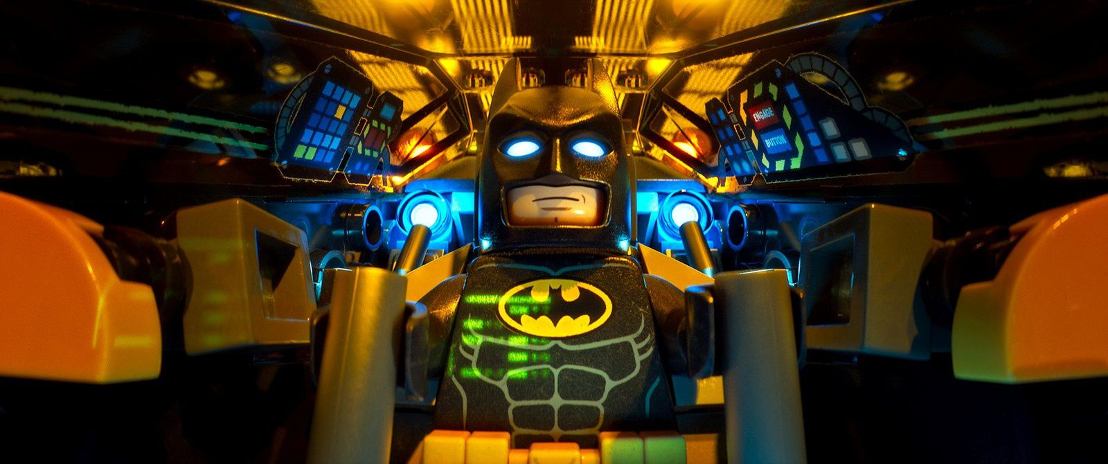 #cinema: LEGO® BATMAN, LE FILM - 200 M$ DE RECETTES AU BOX-OFFICE MONDIAL