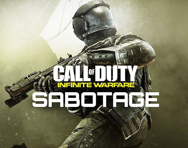 Jeux video : Sortie de DLC sabotage pour Call of Duty : Infinite Warfare ! #Activision