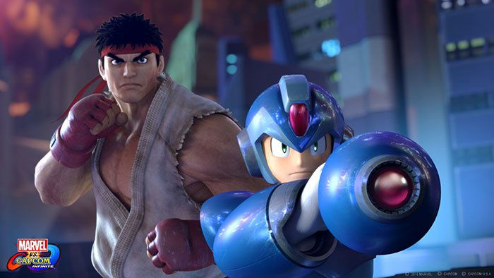 Jeux video: #Capcom annonce la sortie de Ultimate Marvel Vs. Capcom 3 !