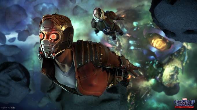 Telltale Games - #Marvel Entertainment dévoilent les premières images et le casting de Marvel's Guardians of the Galaxy: The Telltale Series !