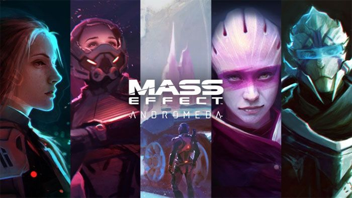 Jeux video : Mass Effect : Andromeda est désormais disponible en France !