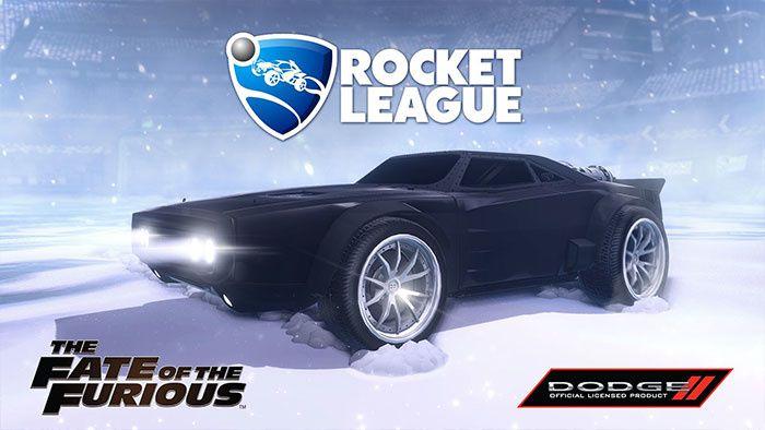 #RocketLeague - Le DLC Fast and Furious 8 est annoncé !