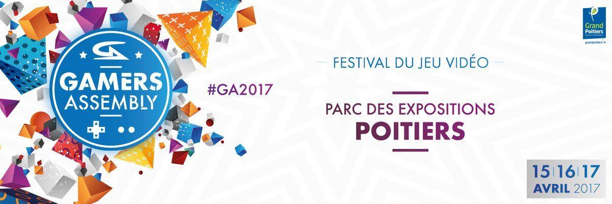 #MSI à la Gamers Assembly du 15 au 17 avril prochain au Parc des Expositions de #Poitiers !