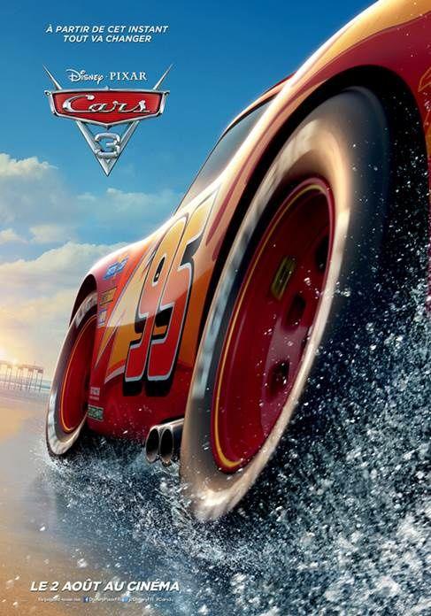 Cars 3 le film au cinéma !