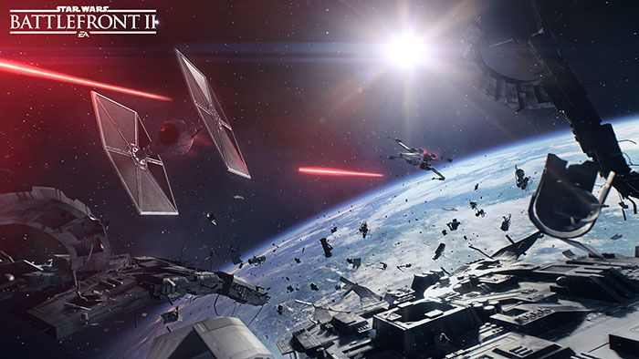 Jeux video : Star Wars Battlefront II sera disponible le 17 novembre 2017 !