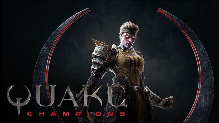 Quake Champions présente Galena sur #PC !