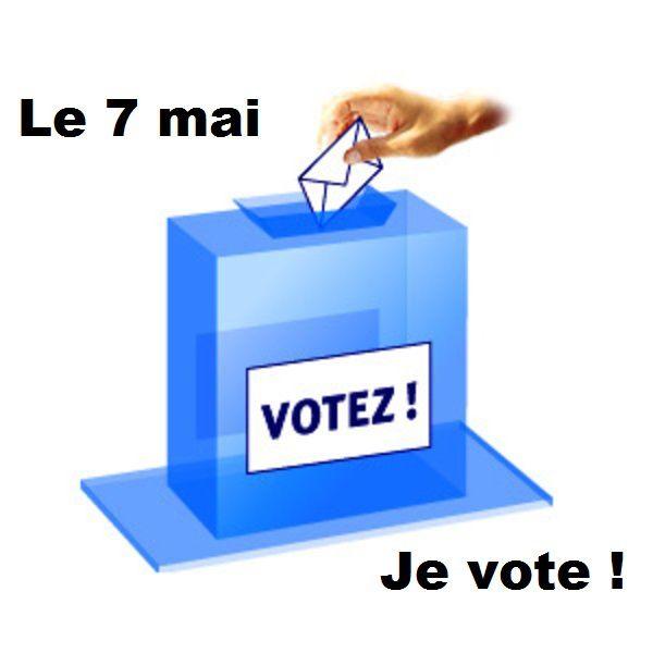 #Cherbourg #7Mai : Second tour de l'élection #Presidentielle2017 ! #votez