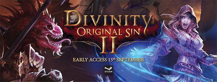 Divinity: Original Sin 2 sortira le 14 septembre 2017